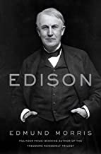 thomas edison biography book