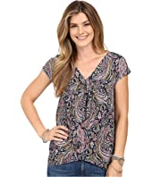 Lucky Brand - Paisley Top