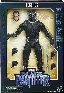 Marvel Black Panther Legends Series Black Panther, 12-inch - E1199