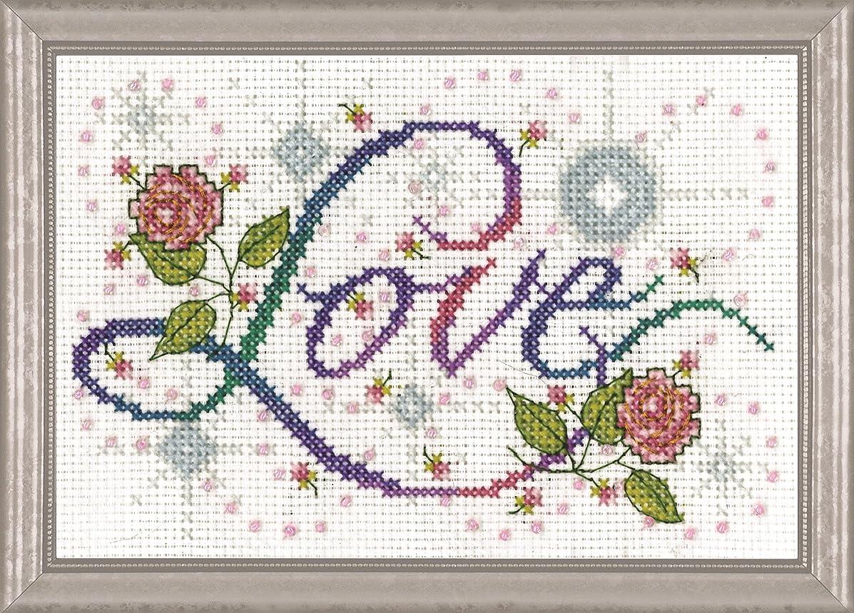 Tobin Love Cross Stitch Kit-5