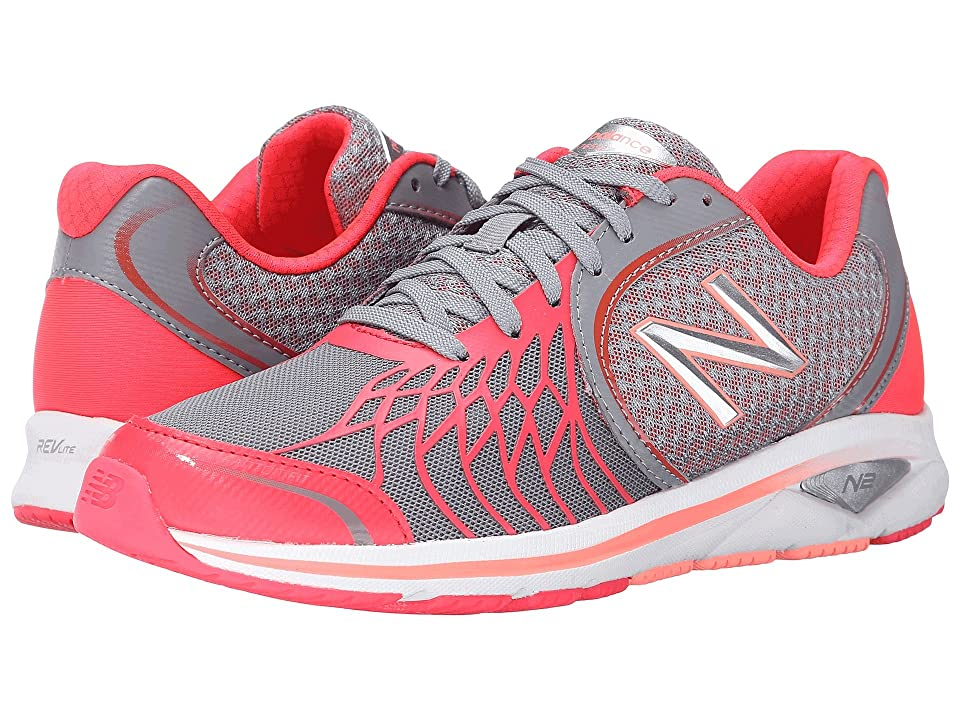 New Balance WW1765v2 (Grey/Pink) Women