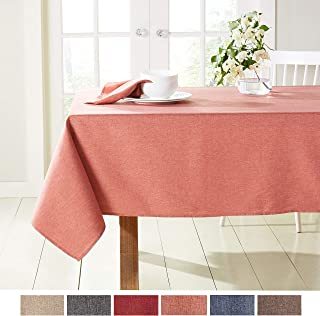 Best pink cotton tablecloth Reviews