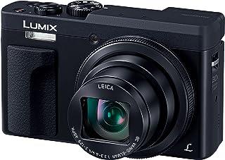 パナソニック コンパクトデジタルカメラ ルミックス TZ90 光学30倍 ブラック DC-TZ90-K