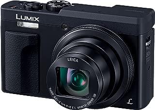 パナソニック コンパクトデジタルカメラ ルミックス TZ90 光学30倍 4K動画記録 ブラック DC-TZ90-K