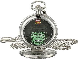 Marvel Men's Hulk W001747 Analog-Quartz Pocket Watch