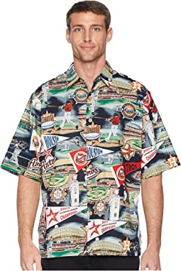 Houston Astros Classic Fit Hawaiian Shirt