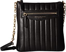 Erin North/South Top Zip Crossbody