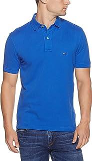 Tommy Hilfiger Men's New Knit Short Sleeve Polo Shirt