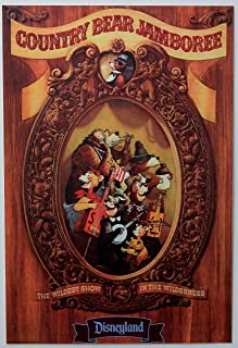 Best country bear jamboree poster Reviews