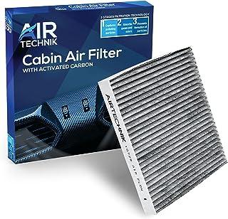 AirTechnik CF10729 Premium Cabin Air Filter Black 10729-C