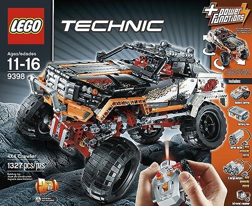online barato LEGO Technic 4x4 de última Generación - - - Juegos de construcción, 11 año(s), 1327 Pieza(s), 16 año(s)  marca