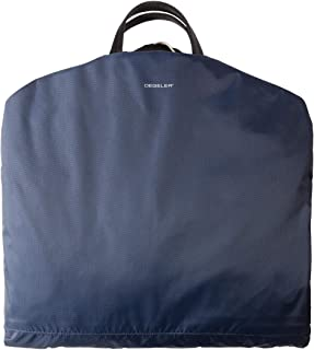 DEGELER Carry on Garment Bag for effortless Travel & Business Trips with unique Titanium Suit Hanger for Men & Women