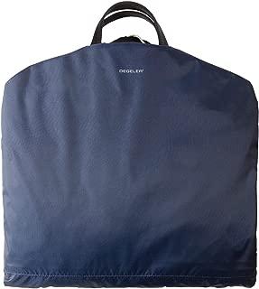 DEGELER Carry on Garment Bag for effortless Travel & Business Trips with unique Titanium Suit Hanger for Men & Women
