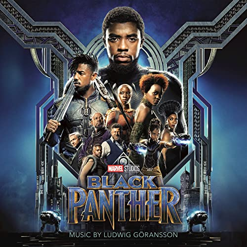 Black Panther Original Score By Ludwig Goransson On Amazon Music