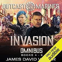 Invasion Omnibus: Outcast Marines, Books 4-6