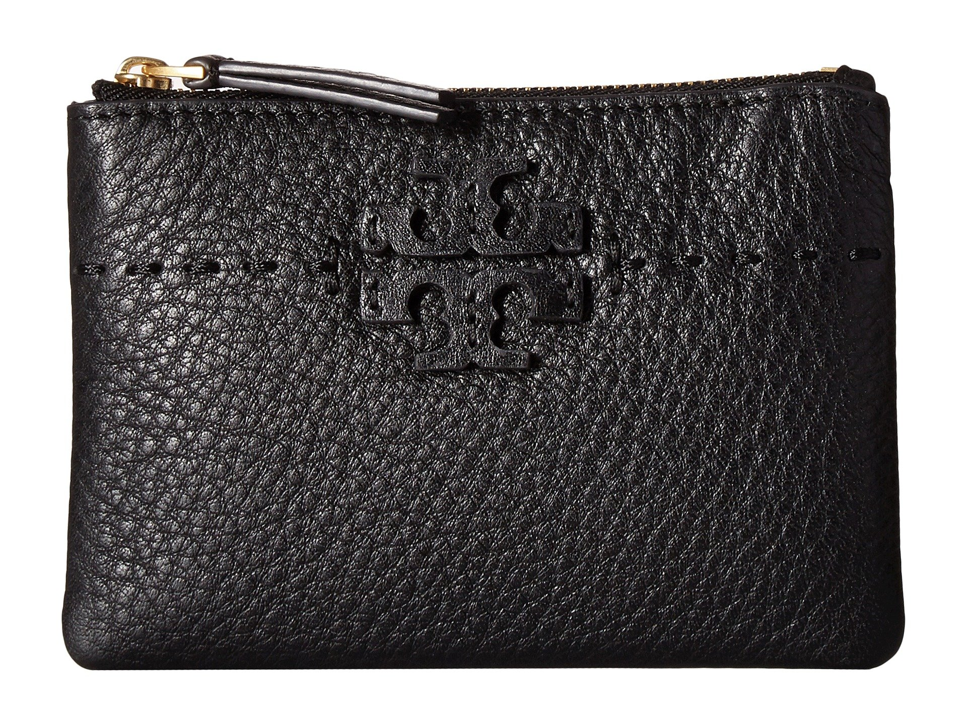 Tory Burch McGraw Card Pouch at Zappos.com