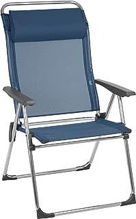 Lafuma LFM27743865 Camping & Beach-Aluminium Foldable Chairs, Océan (Set of 2)