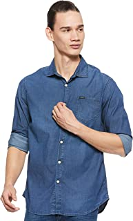 GUESS Men's Denim-GS-123 Shirts