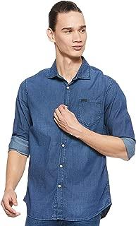 GUESS Men's Denim-GS-123 Shirts