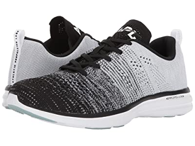 Athletic Propulsion Labs (APL) Techloom Pro (Black/Heather Grey/White) Men