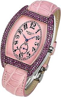 Pilo & Co - Swiss Invidia de cuarzo reloj de pulsera de mujer Colección p0025hqs S