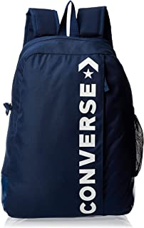 Converse Unisex Backpack - Polyester, Slate Blue (10008286 A09 426 Blue (SLATE BLUE))