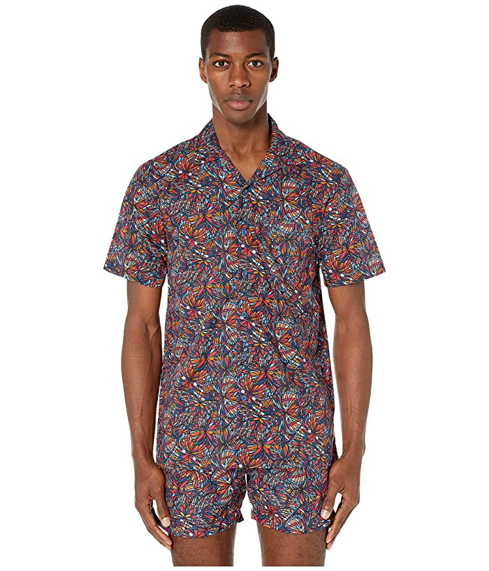 onia Vacation Shirt (Multi 1) Men