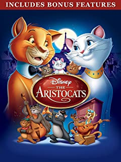 The Aristocats (Includes Bonus Features)