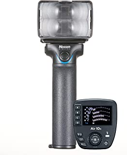 Nissin MG10Flash inalámbrico (transmisor de Radio Air 10S para MFT Olympus y Panasonic
