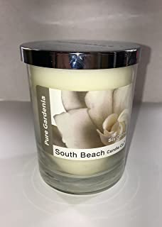 Gardenia Natural Soy Candle
