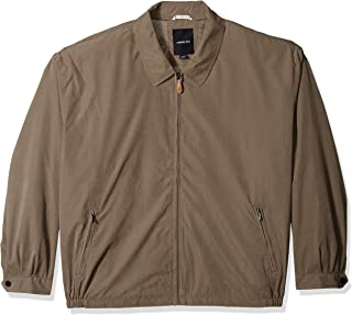e41b0d7ba0d4 London Fog Men s Auburn Zip-Front Golf Jacket (Regular   Big-Tall Sizes