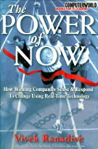 Power of Now: How Winning Companies Sense and Respond to Change in Real Time