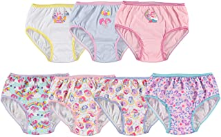 Handcraft Little Girls' My Little Pony Panty (Pack of 7)