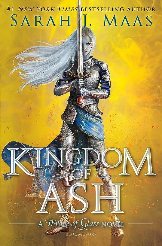 Kingdom of Ash (Throne of Glass)