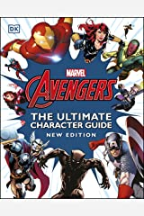 Marvel Avengers The Ultimate Character Guide New Edition Kindle Edition