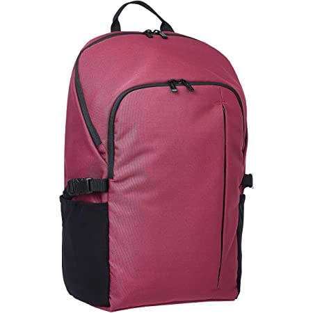 Amazon Basics Campus Backpack for Laptops up to 15-Inches - Maroon