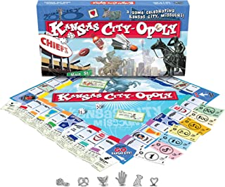 Late for the Sky Kansas City-opoly