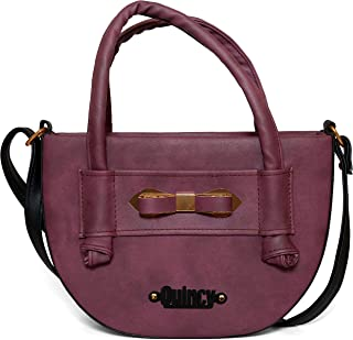 Quincy PU Leather Latest Handbags Sling Bag For Women's