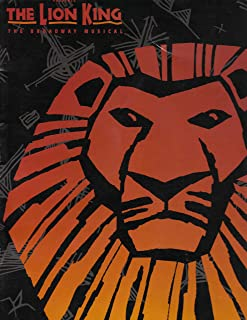 Disney Presents The Lion King: The Broadway Musical