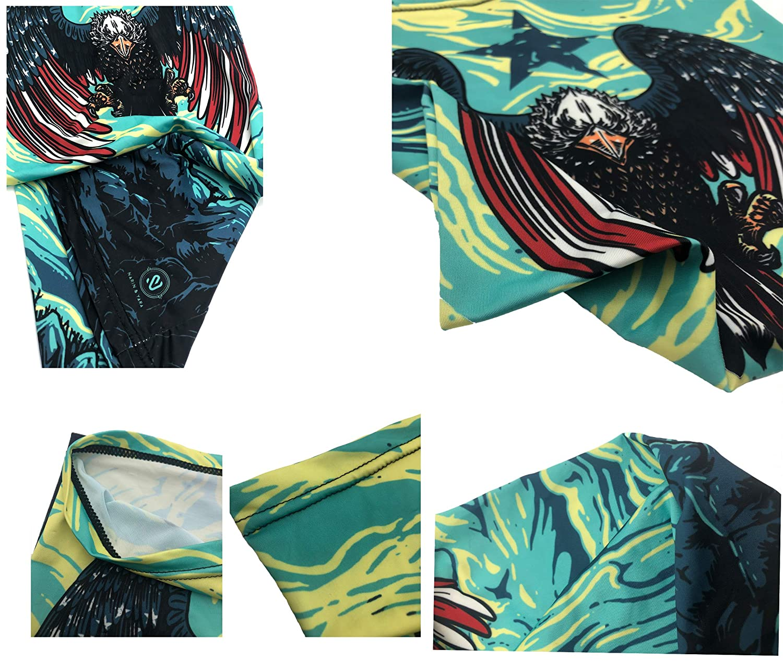 Narin & Yara Neck Gaiters – Face Cover Mask–Bandana Face Mask-Protection Cover Balaclava Scarf Shield- Eagle Face Cover Gaiters face mask for Men and Womens