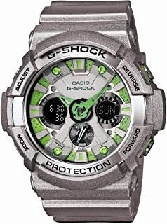 Casio G-SHOCK Metallic Colors Series GA-200SH-8AJF (Japan Import)