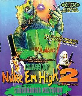 Class of Nuke 'em High 2: Subhumanoid Meltdown [Blu-ray]
