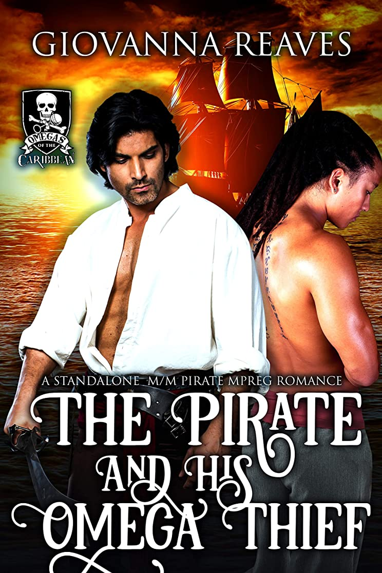 よく話されるから聞くアプライアンスThe Pirate and His Omega Thief: A Standalone M/M Pirate Mpreg Romance (English Edition)
