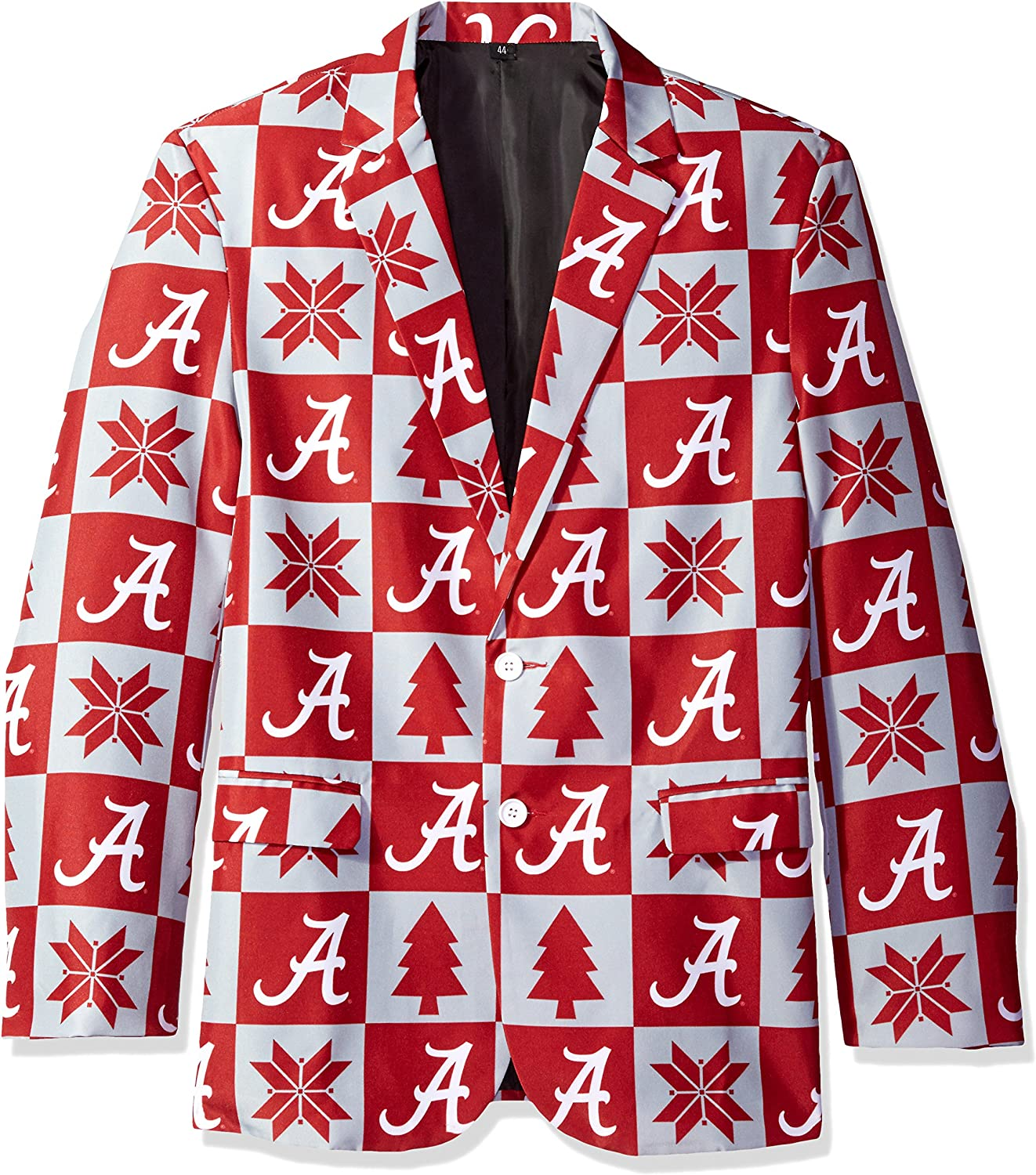 FOCO NCAA Patches Business Jacket