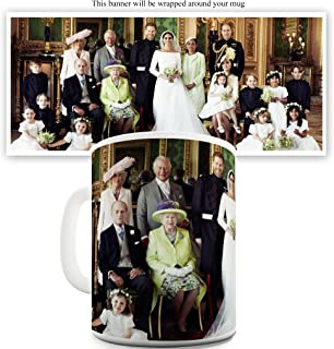 11 OZ Funny Mugs For Friends Harry And Meghan Marriage Royal Wedding