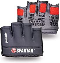 Franklin Sports Spartan Race Minimalist Traditional OCR Glove Pair