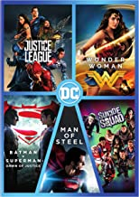 DC 5-Film Collection (5Pk Col) (DVD)