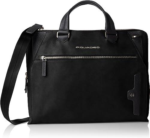 más vendido Piquadro Piquadro Piquadro Bolso Escolares, negro (negro) - CA3799W73 N  Con precio barato para obtener la mejor marca.