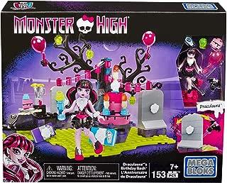 Mega Bloks Monster High Draculaura's Birthday Party Set
