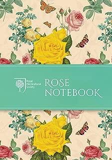 RHS Rose Notebook